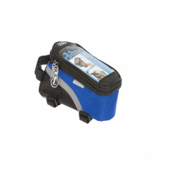 Borseta Ghidon Smartphone albastra M-Wave
