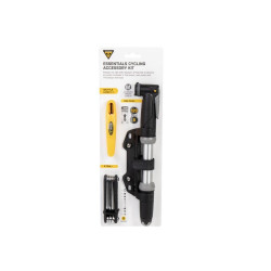 Kit Accesorii Topeak TC2408-01 Pompa/Scule/Leviere
