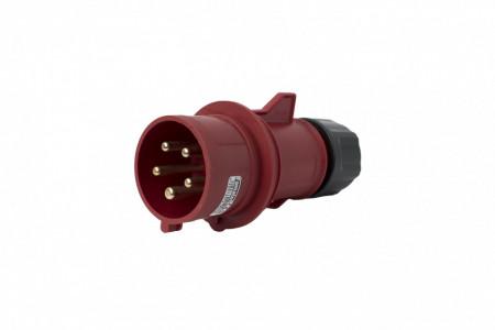 Fisa industriala trifazata 400V 5P 32A 6h IP44 Famatel