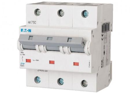 Intrerupator automat modular 3P 125A 15kA clasa C Eaton