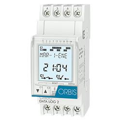 Programator orar digital DATA LOG 2 230V Orbis