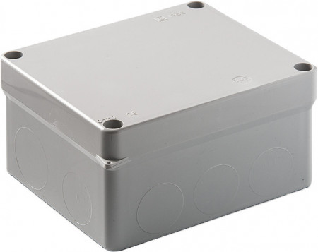 Doza aparenta 161x135x83mm fara presetupe IP55 Famatel