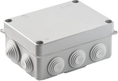 Doza aparenta 152x110x63mm cu presetupe IP55 Famatel