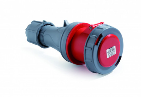 Cupla industriala trifazata 400V 5P 63A 6h IP67 Famatel