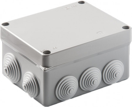 Doza aparenta 161x135x83mm cu presetupe IP55 Famatel