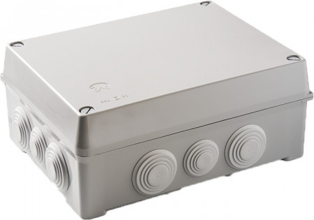 Doza aparenta 310x240x125mm cu presetupe IP55 Famatel