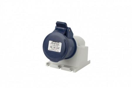 Priza industriala monofazata 230V 3P 16A 6h IP44 Famatel