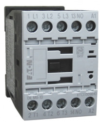 Contactor 3P 9A 4 kW AC-3 1ND EATON DIL M9-10