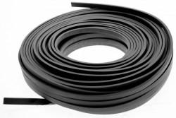 Cablu plat 2x1,5mm negru Famatel