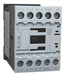 Contactor 3P 12A 5,5 kW AC-3 1ND EATON DIL M12-10