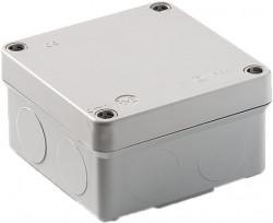 Doza aparenta 100x100x55mm fara presetupe IP55 Famatel