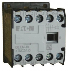 Contactor 3P 9A 4 kW AC-3 1ND EATON DIL EM-10