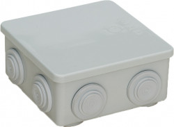 Doza aparenta 100x100x45mm cu presetupe IP55 Famatel
