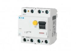 Intrerupator diferential 4P 63A/30mA 4,5kA Eaton