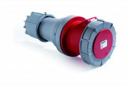 Cupla industriala trifazata 400V 5P 125A 6h IP67 Famatel