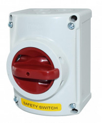 Intrerupator de siguranta 20A 3P 400V IP65 Famatel