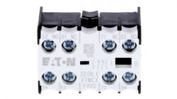 Contact auxiliar frontal 2NO+2NC EATON 22 DIL E