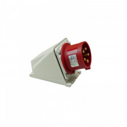 Fisa fixa industriala trifazata Famatel 400V 5 poli 16A 6h IP44
