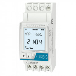Programator orar digital DATA LOG BT 230V Orbis