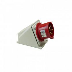 Fisa fixa industriala trifazata Famatel 400V 5 poli 32A 6h IP44