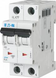 Intrerupator automat modular 2P 20A 4,5kA clasa C Eaton