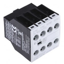 Contact auxiliar frontal 2NO+2NC EATON DIL M32-XHI-22