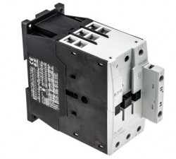 Contactor 3P 65A 30 kW AC-3 EATON DIL M65