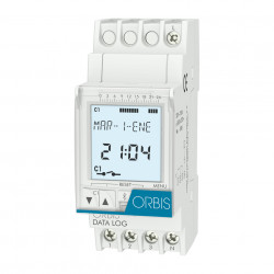 Programator orar digital DATA LOG 230V Orbis