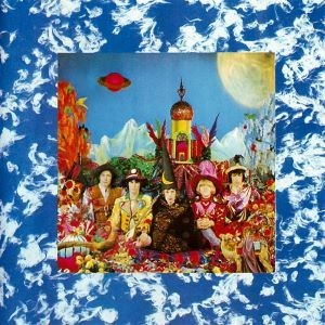 LP The Rolling Stones ~ Their satanic majesties request