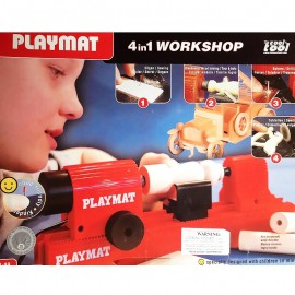 Poze Playmat Workshop 4 in 1