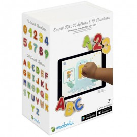 Poze Marbotic Kit - Numere si litere inteligente