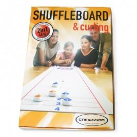 Poze Joc de masa 2 in 1 Curling si Shuffleboard