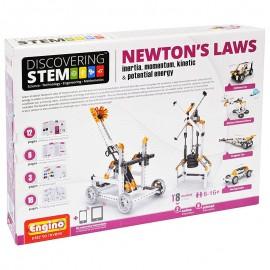 Poze STEM Legile lui Newton: Inertie, Impuls, Energie Cinetica & Potentiala (Nivel 2)