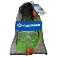 "Set Snorkeling Junior ""Bermuda"" Schildkröt"