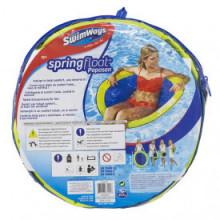Saltea Piscina SwimWays Spring Float Papasan
