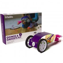 Kit littleBits - Gizmos & Gadgets, versiunea 2