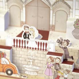 Invitatie de nunta 32416