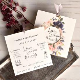 Invitatie de nunta 39804