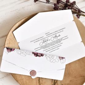 Invitatie de nunta ECO 39763