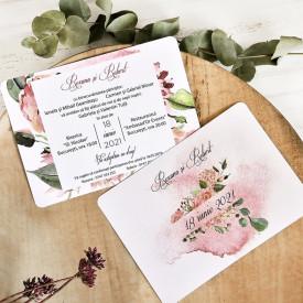 Invitatie de nunta ECO 39781