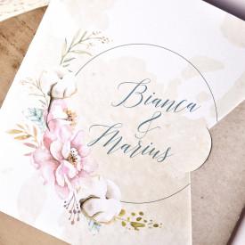 Invitatie de nunta ECO