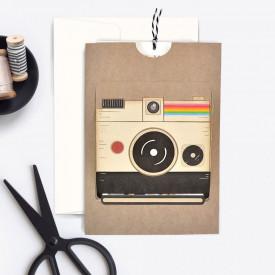Invitatie de nunta Polaroid 39715
