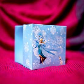 Invitatie de botez Frozen