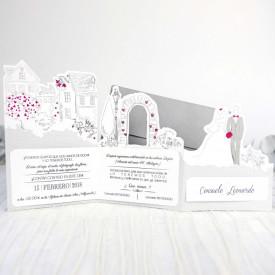 Invitatie de nunta 39238