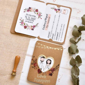 Invitatie de nunta 39815