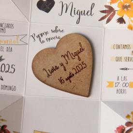 Invitatie de nunta 39820