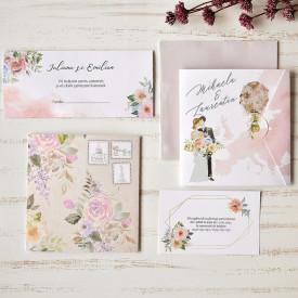Invitatie de nunta ECO 39773