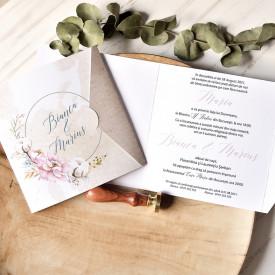 Invitatie de nunta ECO 39776