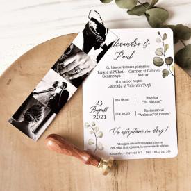 Invitatie de nunta ECO 39784