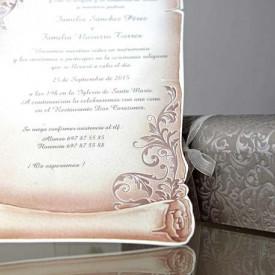 Invitatie de nunta 34909